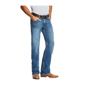 Ariat Men's M2 Relaxed Legacy Stretch Boot Cut Jeans
