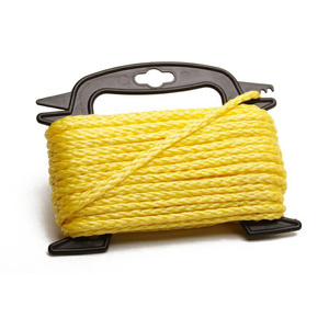 Attwood 1/4-inch Hollow Braided Polypropylene Rope