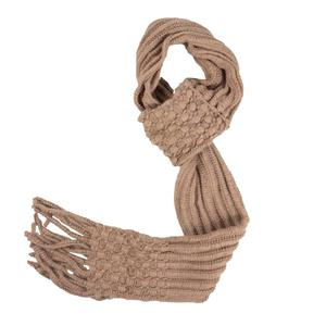Britts Knitts Women's Pull Through Scarf