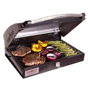 Camp Chef Deluxe BBQ Grill Box 90