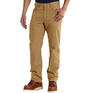 Carhartt Men's Rugged Flex Rigby Relaxed Fit Work Pants