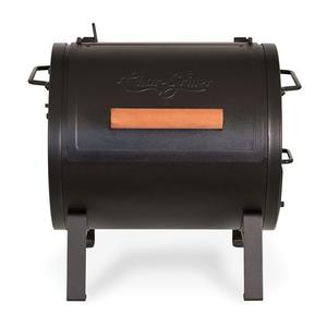 Char-Griller Side Fire Box and Portable Table Top Grill