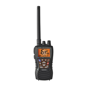 Cobra Floating VHF Radio with Bluetooth Wireless