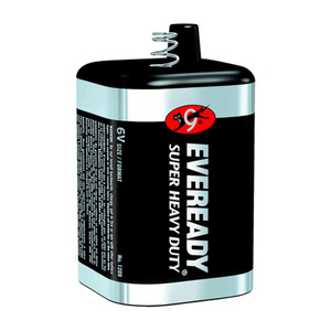 Eveready Gold Heavy Duty 6Volt Spring Top