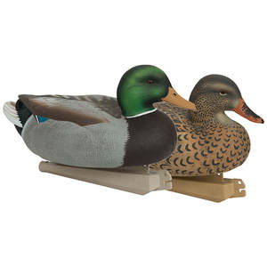 Greenhead Gear Essentials Series Standard Mallards Floating Duck Decoys - 12 Pack
