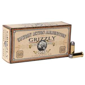 Grizzly Cartridge 44 Special 200gr RNFP Handgun Ammo - 50 Rounds
