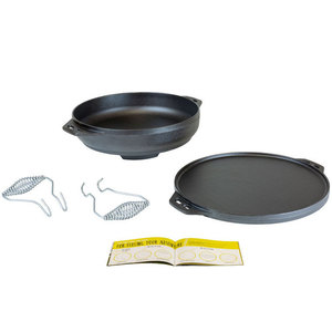 Lodge Cast Iron Cook-It-All