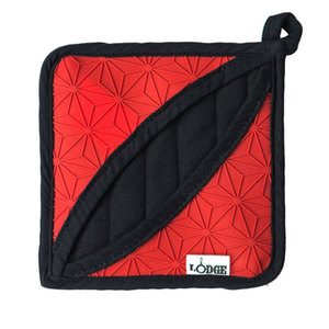 Lodge Silicone and Fabric Potholder