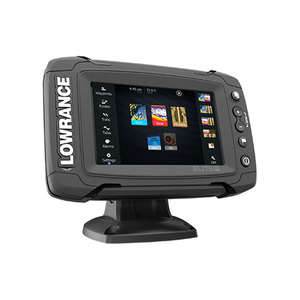 Lowrance Elite 5 TI Chirp Total Scan Fish Finder