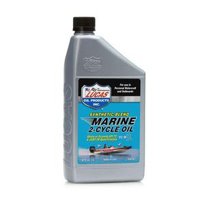 Lucas Oil Marine Synthetic Blend