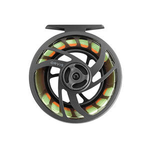 Orvis Clearwater Large Arbor Cassette Fly Fishing Reel - Gray, 6-8wt