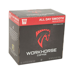 OXX Workhorse All Day Smooth Pods 18 Count