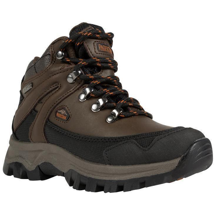 6dda5ff184f Pacific Trail Youth Rainier Water Proof JR Hiking Boots