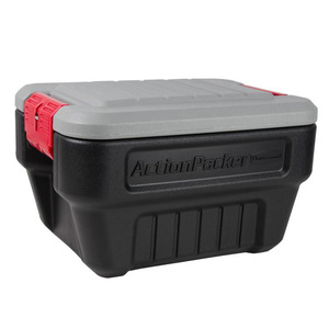Rubbermaid Action Packer® 8 Gallon Lockable Storage Box