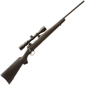 Savage Arms 11 Trophy Hunter XP With Bushnell Scope Black Bolt Action Rifle - 243 Winchester