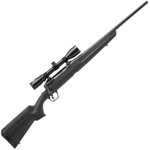 Savage Arms Axis II XP Compact Scoped Black Bolt Action Rifle - 243 Winchester