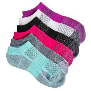 Sof Sole Youth Active 6 Pack Casual Socks