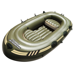 Solstice Outdoorsman 12000 6-Person Inflatable Raft