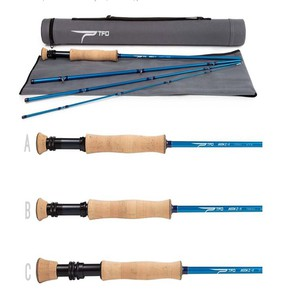 Temple Fork Outfitters Axiom II-X Fly Fishing Rod