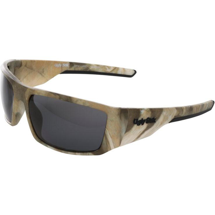 05275d53a6 Ugly Stik Vanguard Polarized Sunglasses - Matte Camo Smoke ...