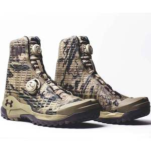 Under Armour Men's Cam Hanes CH1 GORE-TEX Waterproof Uninsulated Hunting Boots