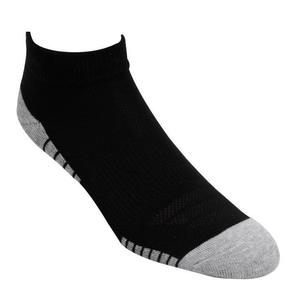 Under Armour Men's HeatGear Low Cut 3 Pack Hiking Socks