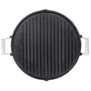Volcano Cast Iron Reversible Griddle Grill