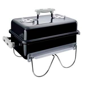 Weber Propane go-anywhere BBQ
